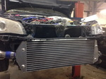 Интеркулер 800-300-80 на Subaru / Intercooler