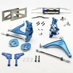 Scion FRS Front Lock Kit for Lexus IS Rear Rack