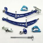 BMW E46 Front Drift Angle Lock Kit