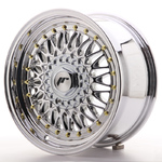 Japan Racing JR9 18X9 ET40 PCD Chrome