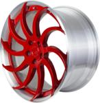 Кованные двухсоставные диски BC Wheels HB-Z10