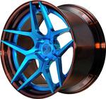 Кованные двухсоставные диски BC Wheels HC 053