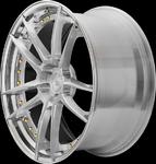 Кованные двухсоставные диски BC Wheels HCA 163S