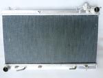 Радиатор ОЖ увеличенного объема со встроенным теплообменником охлаждения масла