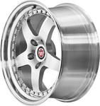 Кованные двухсоставные диски BC Wheels RA 01