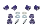 TA-Technix Poly bushkit 14-piece, rear axle VW Golf I / Scirocco I+ II / Jetta I