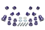 TA-Technix Poly bushkit 26-piece, front and rear axle VW Golf I / Scirocco I+ II / Jetta I