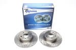 Тормозные диски Ta-Technix - Chevrolet