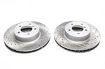 Тормозные диски с высоким содержанием углеволокна