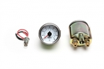 TA-Technix / Viair double pressure indicator, white