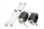TA-Technix air suspension kit rear axle Audi A3 / S3 Quattro / TT Quattro / Seat Leon 4x4 / Skoda Octavia 4x4 / VW Bora 4motion / Golf IV 4motion