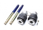TA-Technix air suspension kit (hardness adjusttable) rear axle Audi TT Typ 8J 2WD