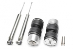 TA-Technix air suspension kit (hardness adjustable) Audi A4 Typ 8E / A4 Cabriolet / Seat Exeo