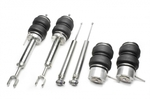 TA-Technix air suspension kit (hardness adjustable) Audi A4 Typ 8E / Audi A4 Cabriolet / Seat Exeo