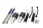 TA-Technix air suspension kit (hardness adjustable) rear axle BMW 1er Series / 3er Series