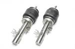 TA-Technix air suspension kit (hardness adjustable) front axle Audi A1 / A2 / Seat Ibiza IV+V / Skoda Fabia / VW Polo 9N+6R / Fox